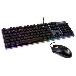 Cougar Deathfire EX Tastatur + Maus, DE Layout