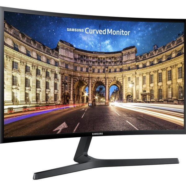 Samsung C24F396FHU, 60,96 cm (24 Zoll), FreeSync, VA - HDMI, VGA