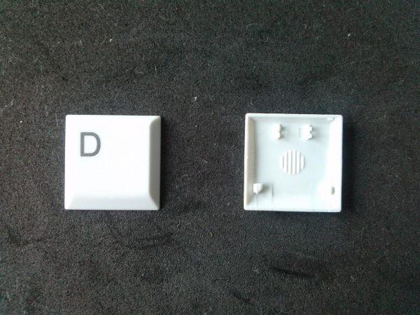 Fujitsu Siemens FSC 10L3600 Tastatur Ersatztasten (Einzelne)