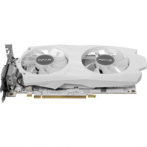 4GB KFA2 GTX1050 Ti EXOC white DVI HDMI DP DDR5