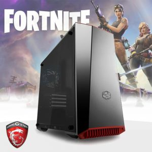 Gaming PC TG05 (Ryzen 3 2200G, 8GB, RX 560 4GB, SSD) Fortnite Edition