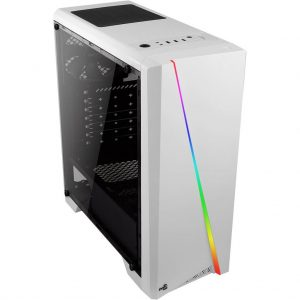 Gamer PC RGB Hexa-Core GN01 (Ryzen 5 1600 6x3.60GHz, 8GB DDR4, GTX 1050 Ti 4GB, 240GB SSD)